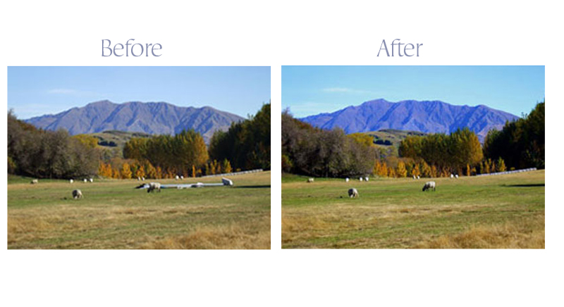 Photography and Image editing